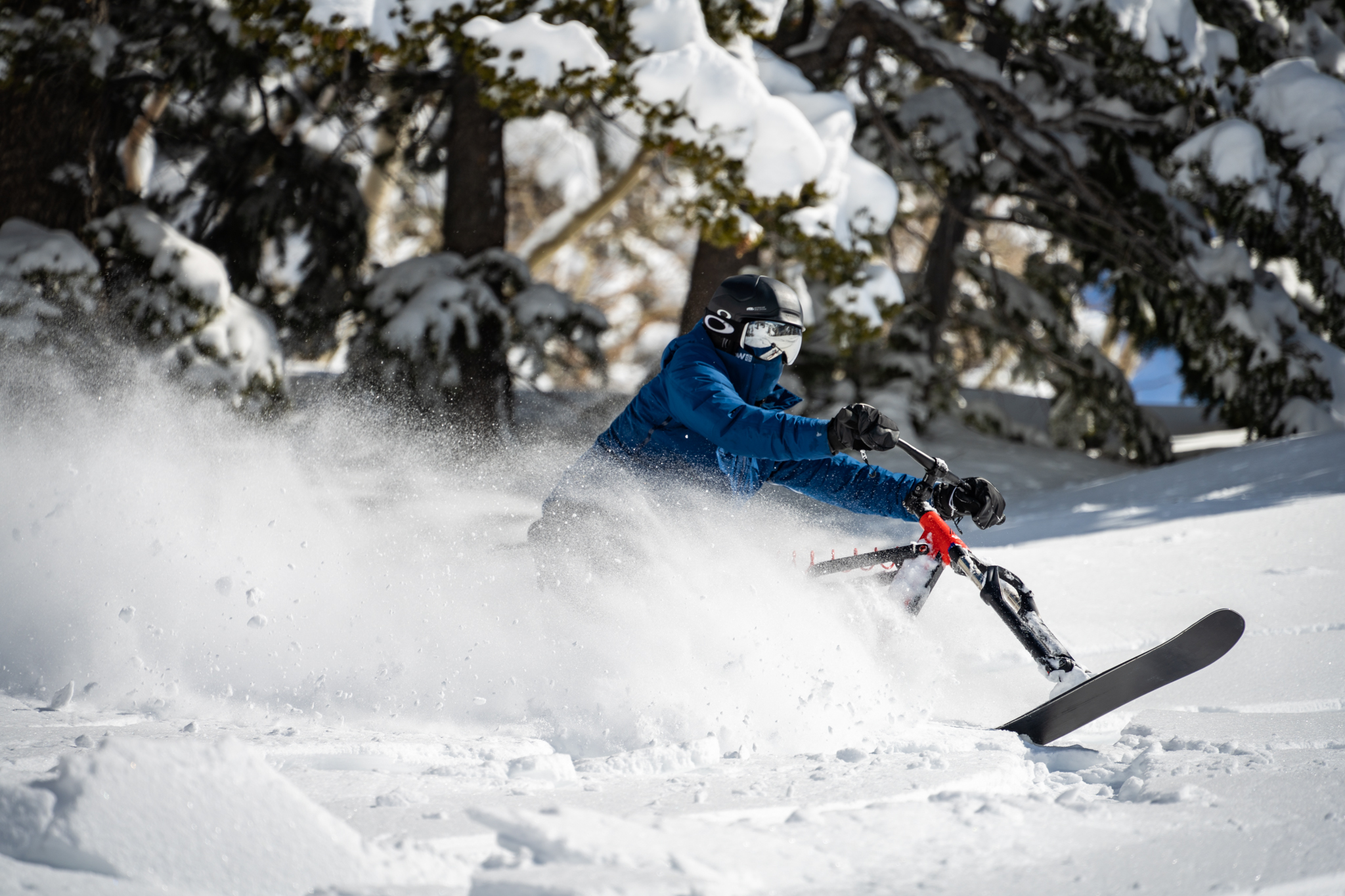 SNO-GO Cofounder Chase Wagstaff finds powder bliss